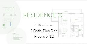 Residence 1C